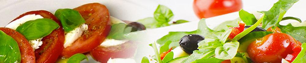 antipasti, vorspeisen, salat, frankfurt, restaurant, ristorante, bella sena
